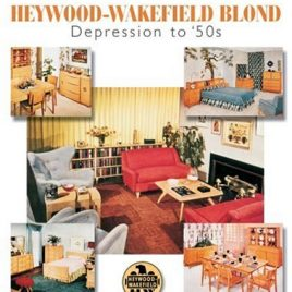 Heywood-Wakefield Blond: Depression to '50s