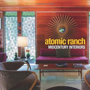 What does atomic ranch style decor mean?