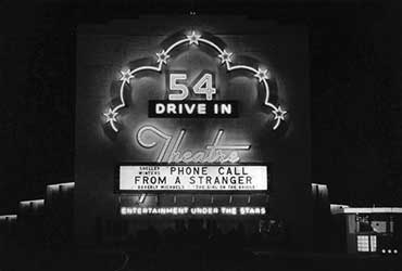 Drive-In Theaters pt.II