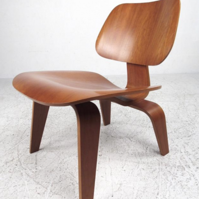 eames - molded plywood chair