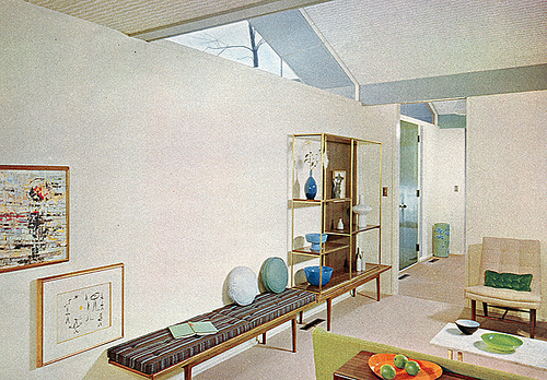 We need mid-century modern decorating tips?