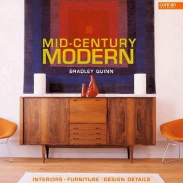 How to approach interior design for mid-century modern home?