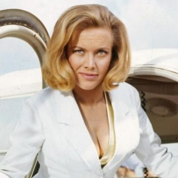 Honor Blackman, Bond's Pussy Galore, Was the Real Deal!