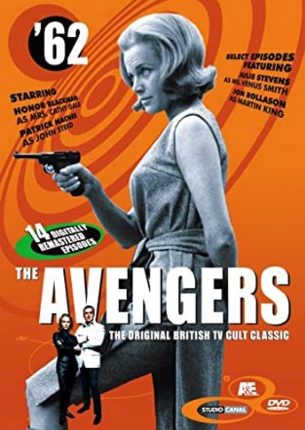 Honor Blackman in The Avengers (TV Show) 1962 on Amazon