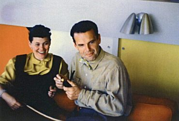 Ray & Charles Eames at Cranbrook Academy of Art - Credit: DC Hillier - MCMDaily.com