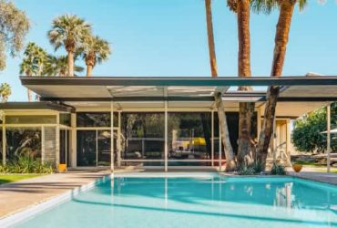 Modernism Week Palm Springs - Courtesy of Modernism Week.com - Modernism Week starts Oct 15, 2020