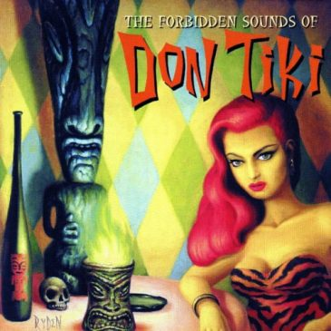 Exotica Mood Music | Tiki Home Decor