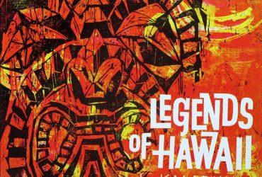 Legends of Hawaii recording - Kamokila Campbell Primary Artist - Jack de Mello Conductor, Cover Design, Digital Art, Guest Artist, Liner Notes - LABEL Mountain Apple