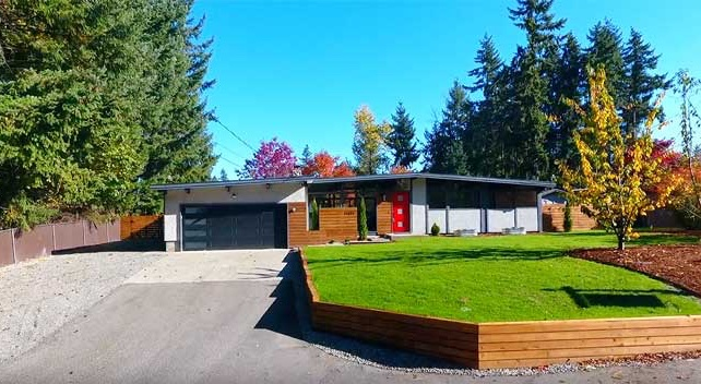 Curb Appeal Ideas | Mid Century Home Remodel